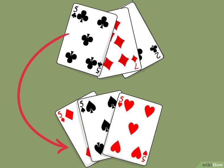 How To Play Gin Rummy With Pictures In 2020 Rummy Gin Rummy Two Person Card Games