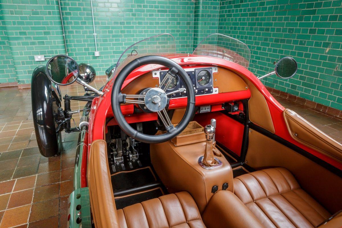 2012 Morgan Threewheeler | Classic Driver Market