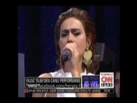 Yıldız Tilbe - Vazgeçtim ( CANLI ) - YouTube