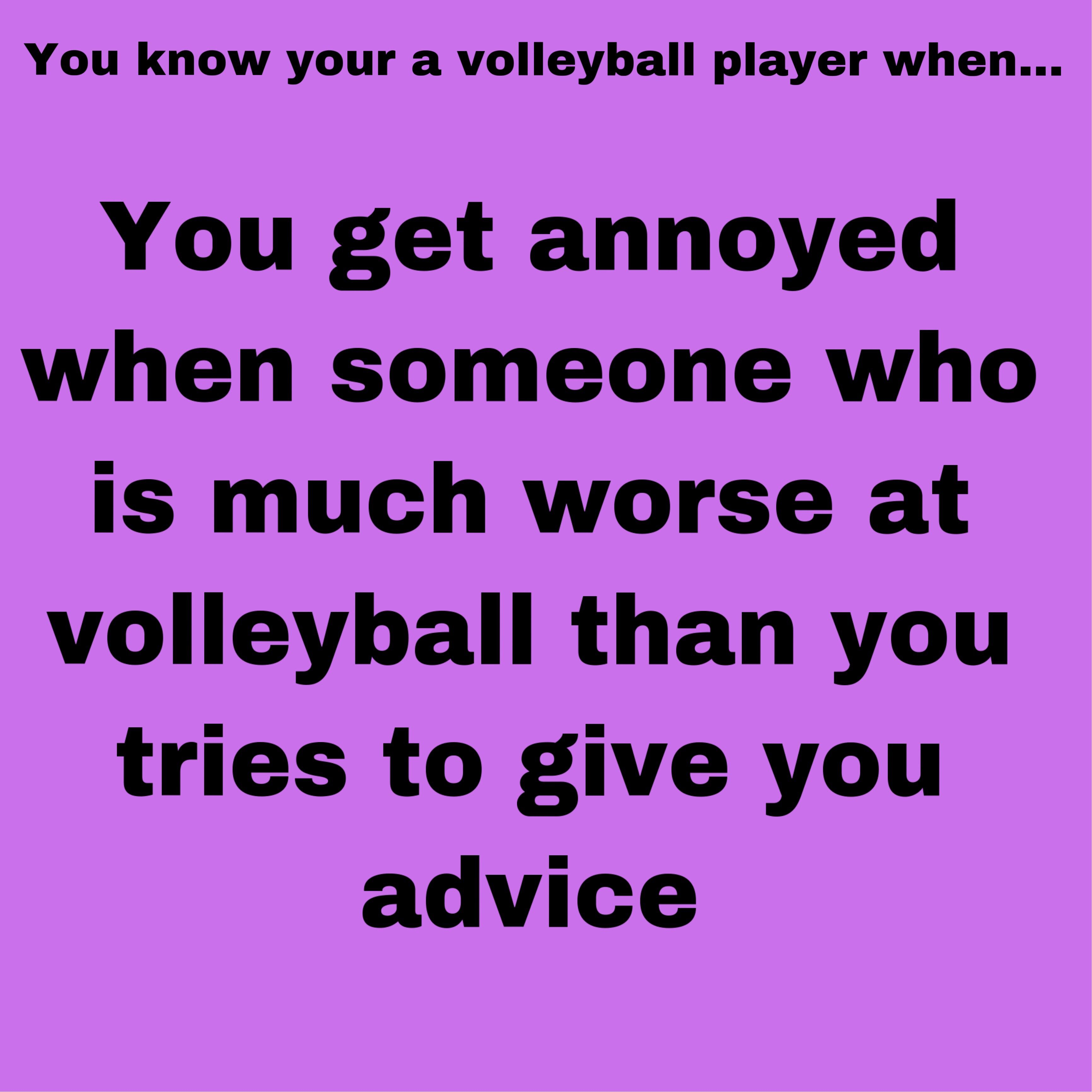Made My Own Volleyball Meme This Is So Me Volleyball Memes Volleyball Jokes Sport Volleyball