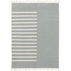 Photo of benuta wool carpet Neo Mint 60×120 cm – natural fiber carpet made of wool benuta