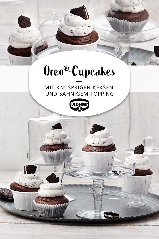 Oreo®-Cupcakes #cheesecakecupcakes