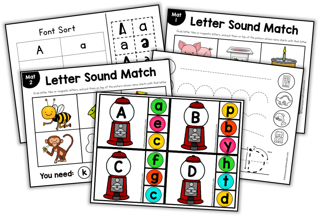 How To Teach The Alphabet To Preschoolers In 2020 Beginning Sounds Worksheets Teaching Letter Sounds Letter Sound Activities [ 756 x 1118 Pixel ]