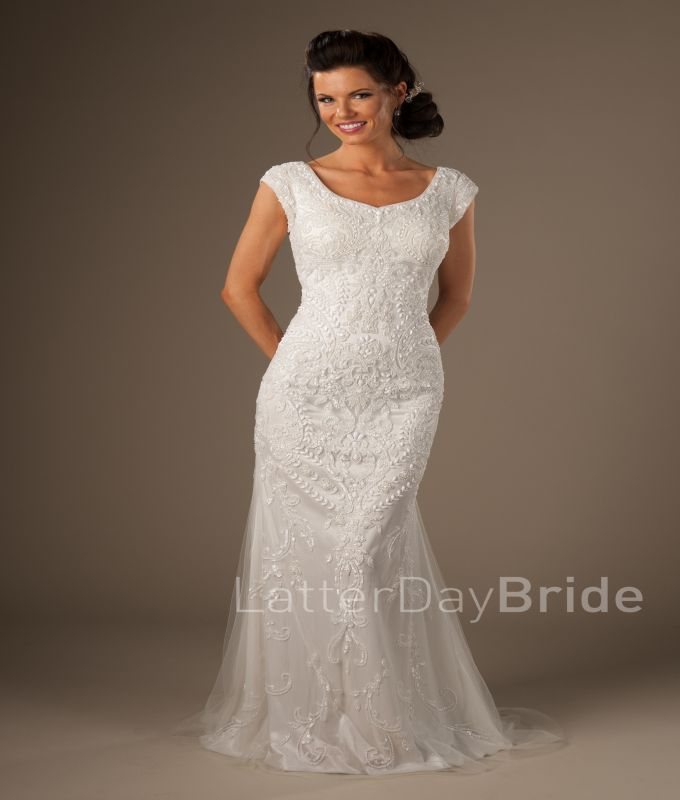 Modest Wedding Dresses Vancouver Wa | Wedding Dress | Pinterest ...