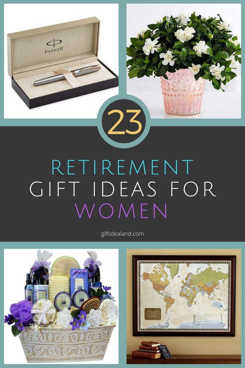 29 Unique Retirement Gift Ideas For Women Mom Wife