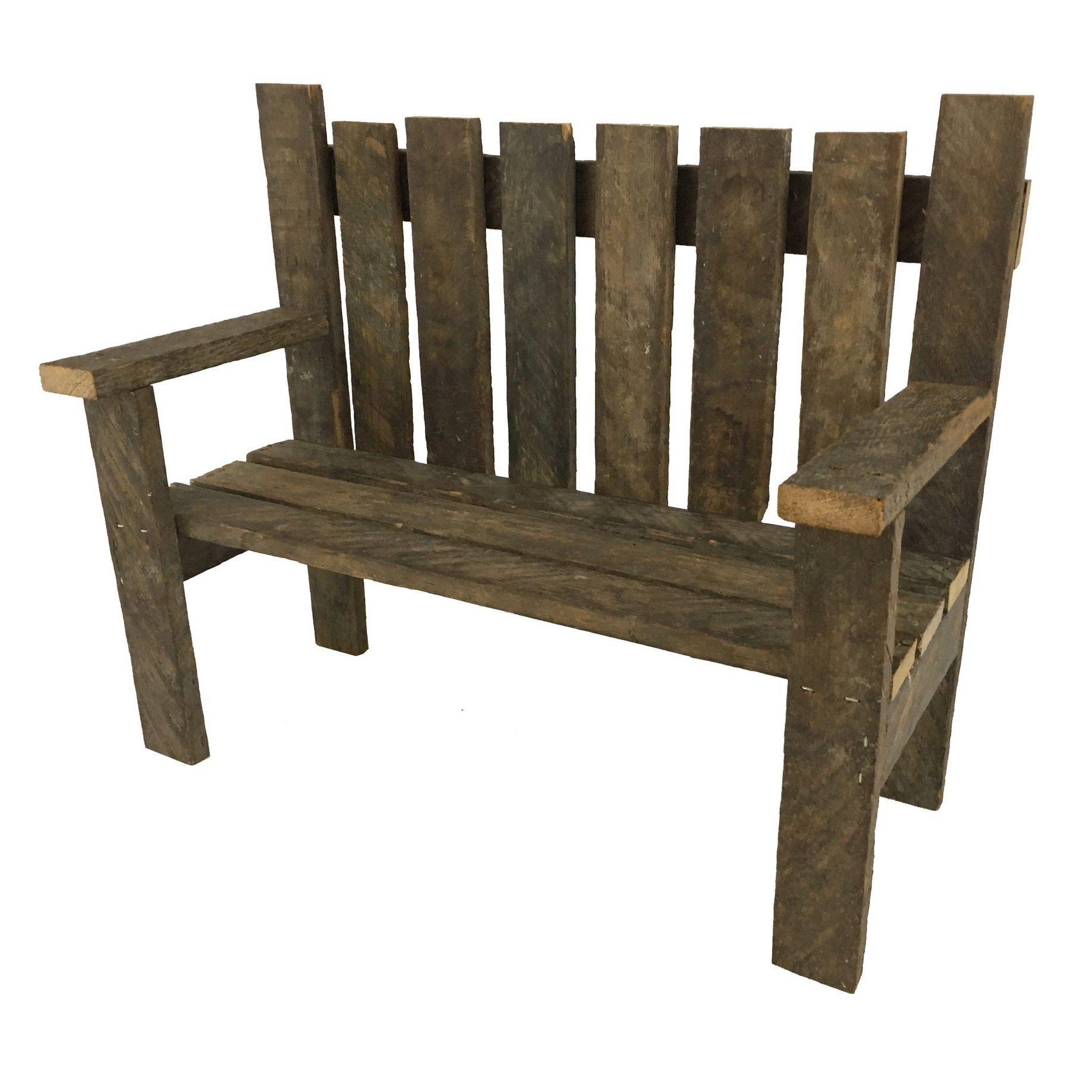 Astonishing Rustic Reclaimed Tobacco Lath Board Small Decorative Garden Dailytribune Chair Design For Home Dailytribuneorg