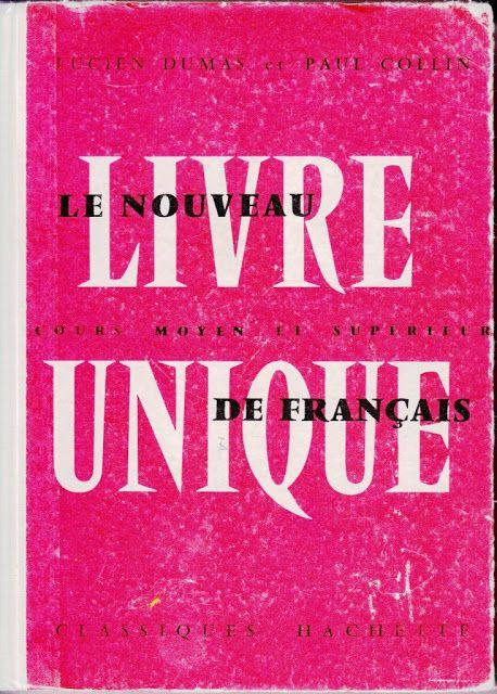 Dumas Collin Le Nouveau Livre Unique De Francais Cm Cs