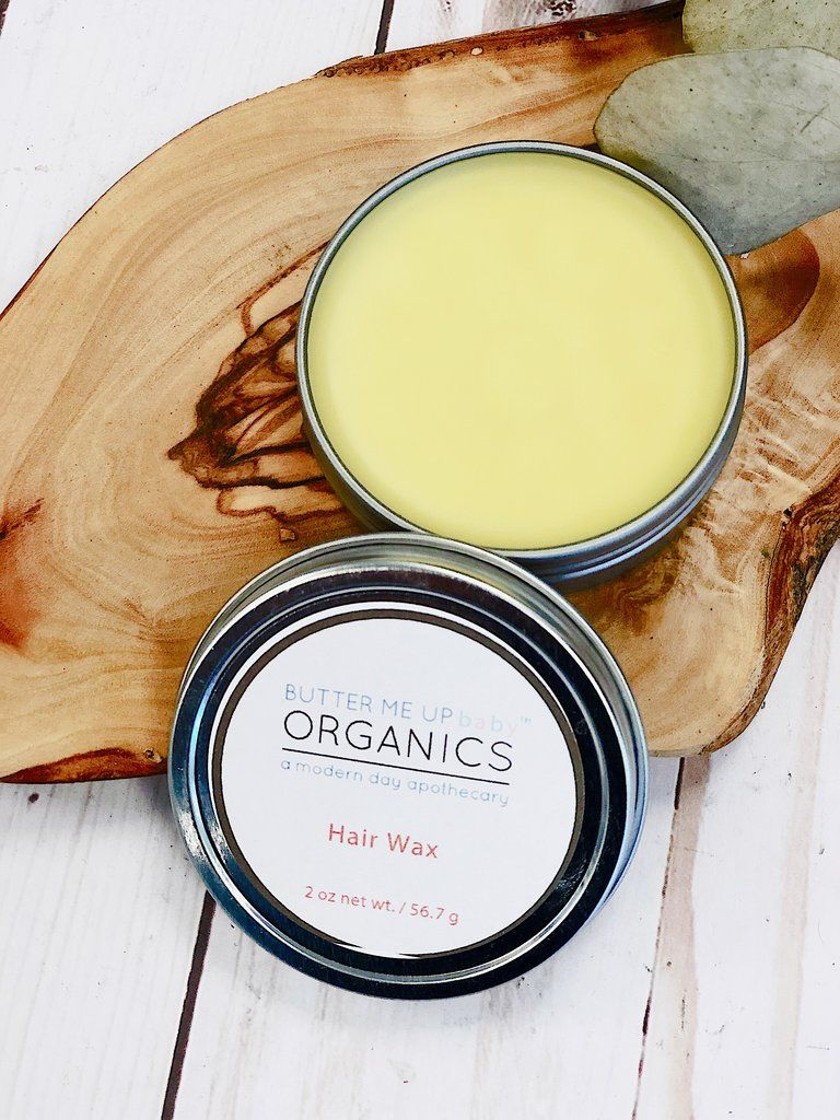 Organic Hair Wax For Babies Children And Adults In 2020 Hair Wax Organic Hair Chemical Free Hair
