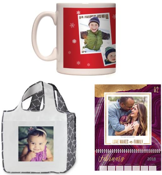 free mug reusable bag or 8x11 calendar shutterfly shutterfly