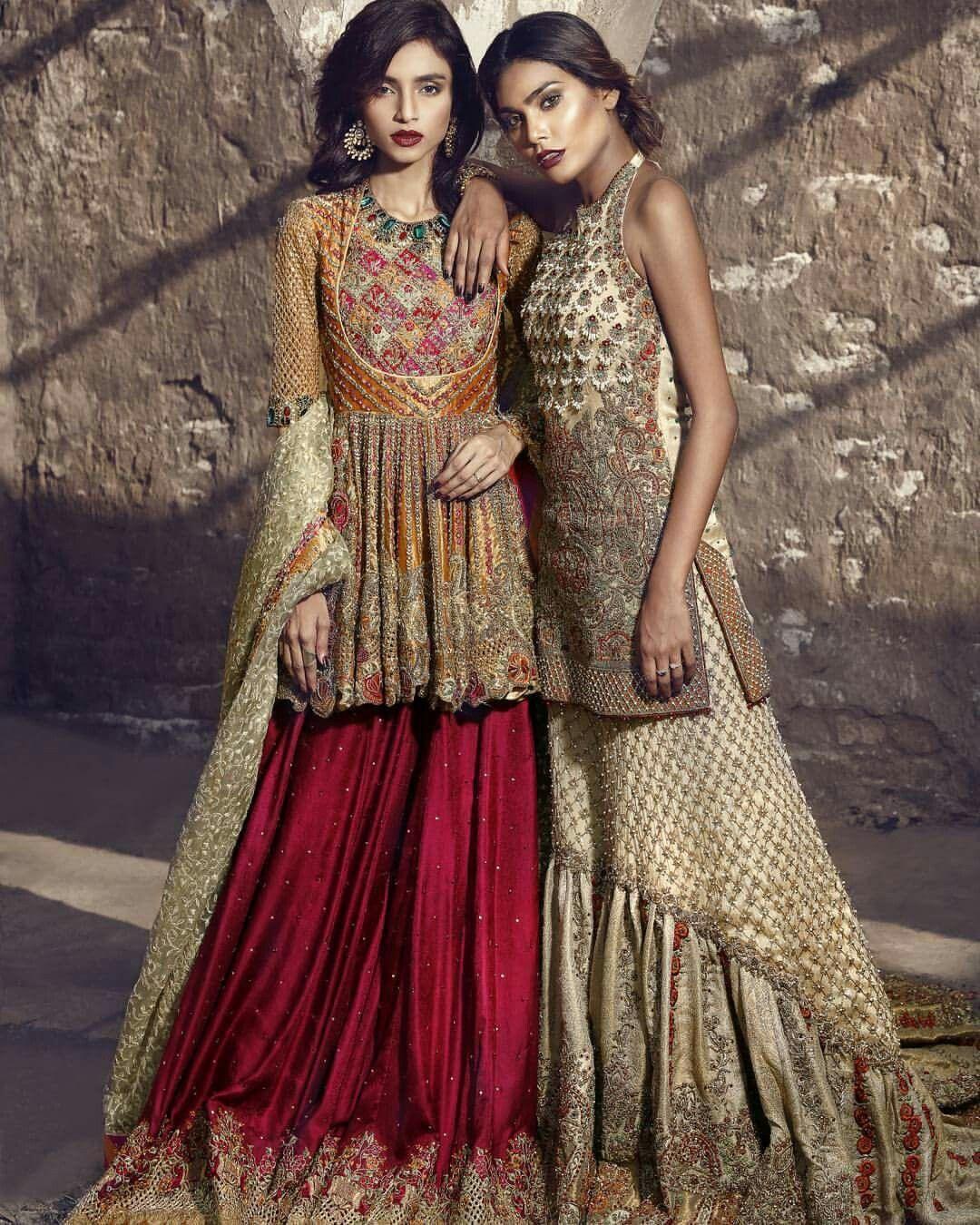 Paki style dressing pinterest wedding wear indian fashion