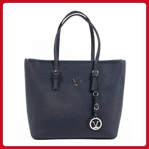 b4b1a324ed SUPTG Dark Blue ONE SIZE Versace 19.69 Abbigliamento Sportivo Srl Milano  Italia Handbag VE010 NAVY BLUE - Evening bags ( Amazon Partner-Link)