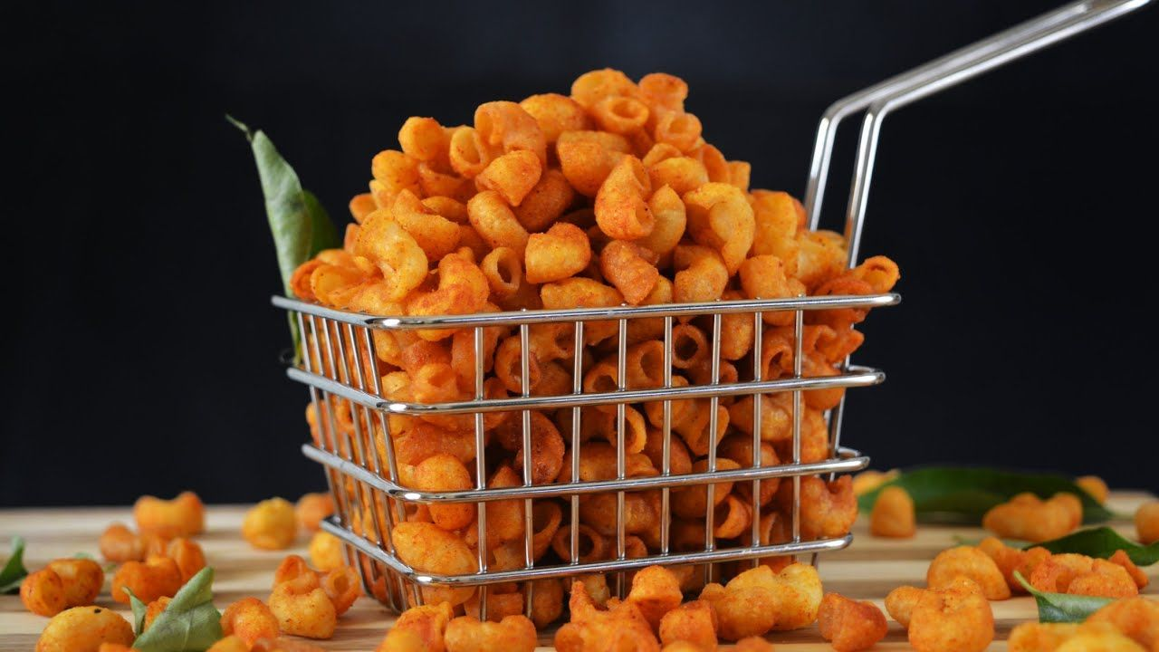 Crispy Macaroni Kurkure In Tamil க ர க ர Best Tea Time Snacks With Less Ingredients 360k Views Youtube In 2020 Tea Time Snacks Snacks Tiffin Recipe