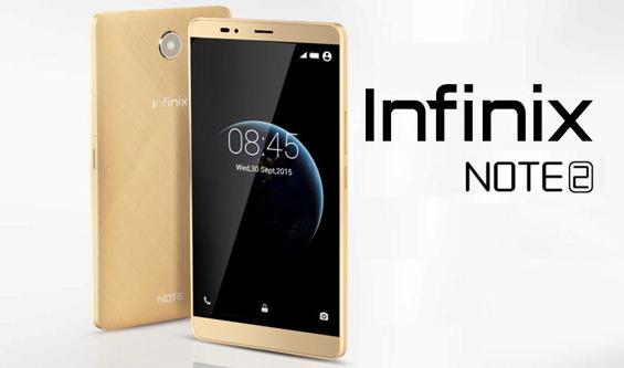 Spesifikasi Harga Infinix Note 2 X600 Dual GSM Terbaru