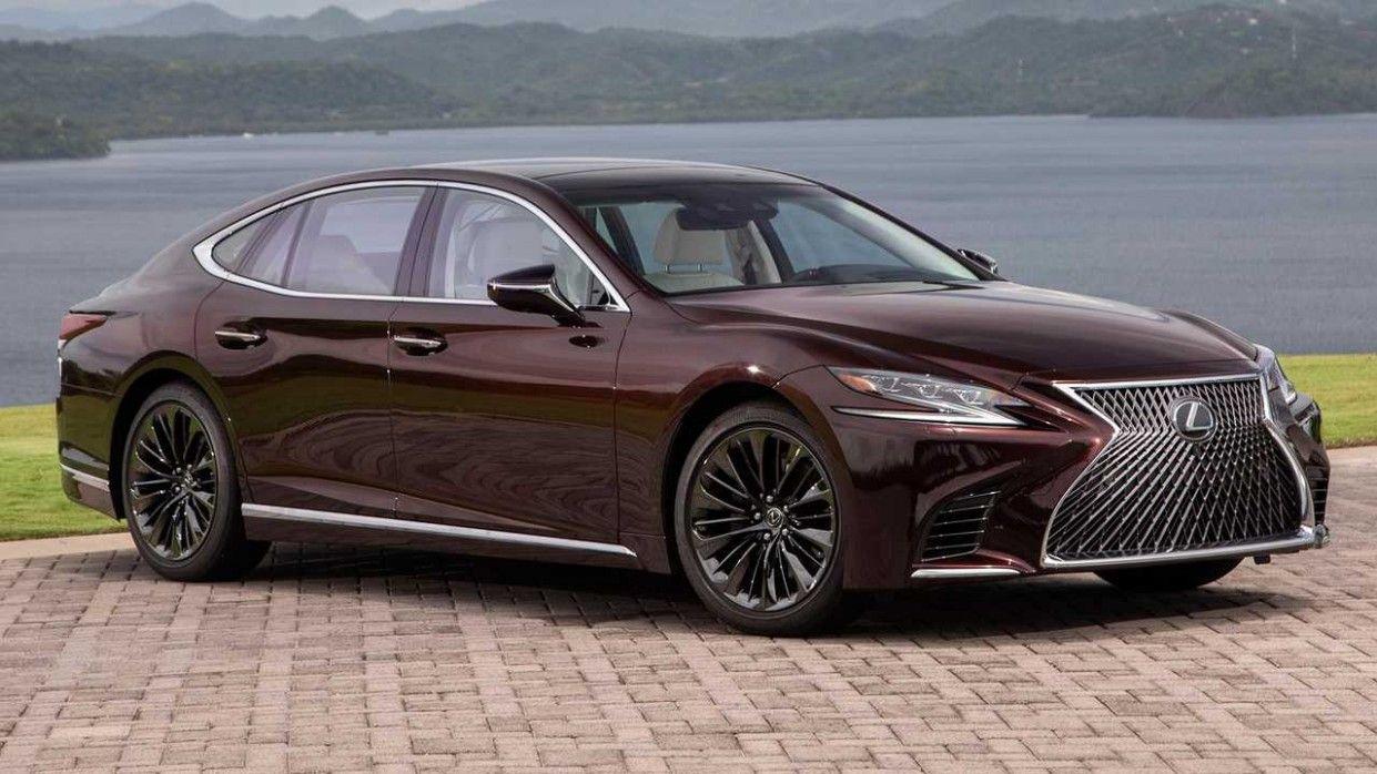 2021 Lexus LSs Rumors