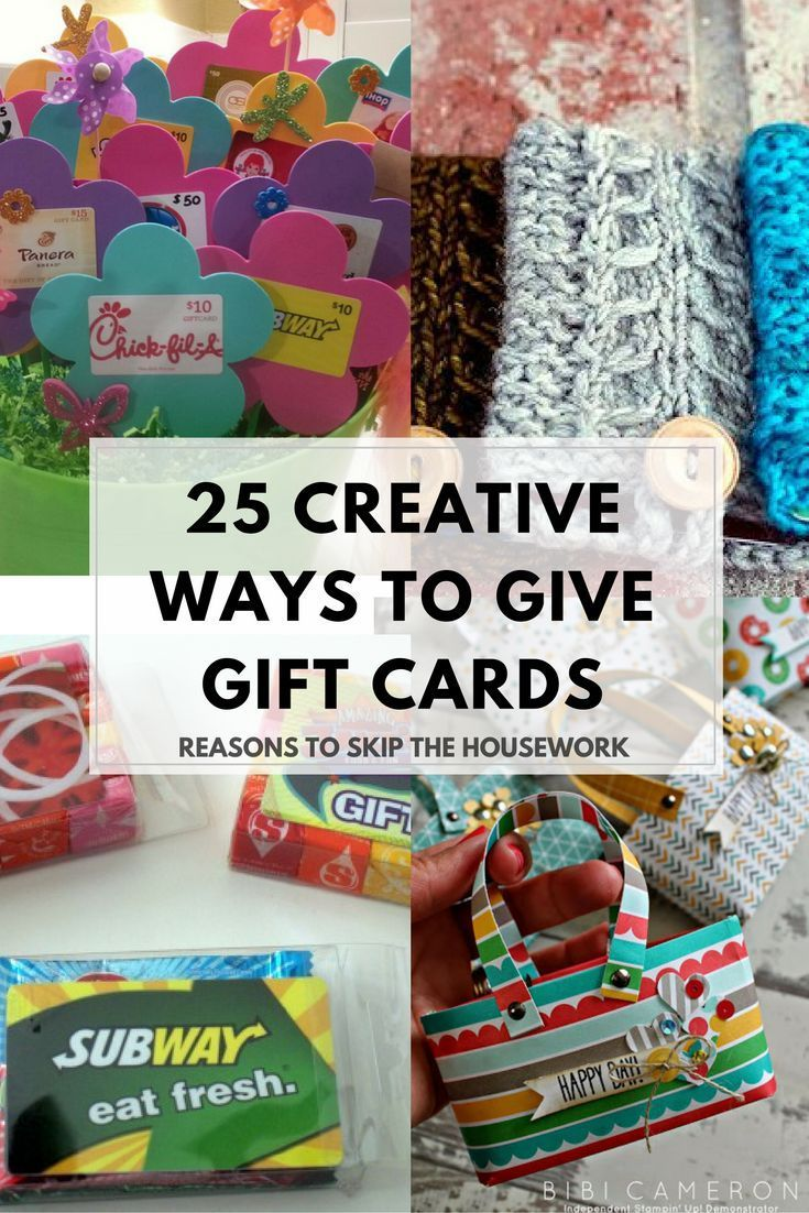 25 creative gift card holders best gift cards gift card