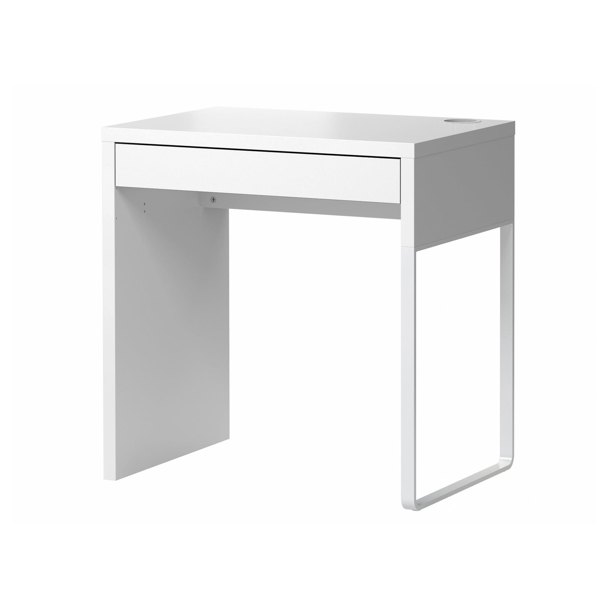 Micke Bureau Wit 73x50 Cm Wit Bureau Ikea Desk Klein Bureau