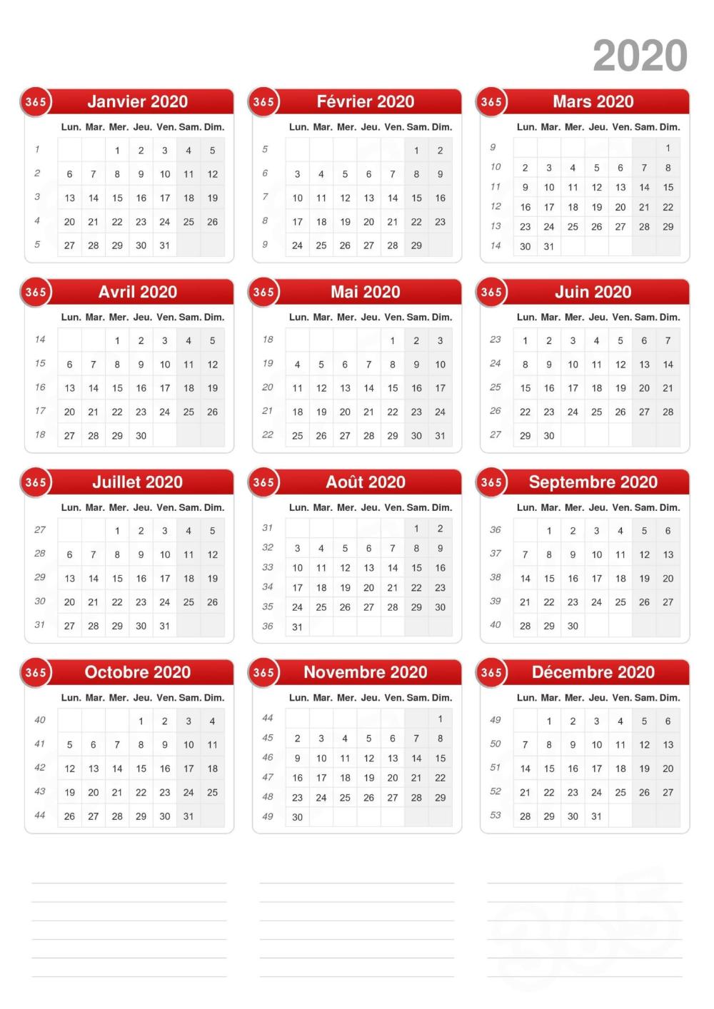 Annuel 2020 Calendrier Exceller Images Nosuvia Com In 2020 Calendar Printables Calendar Template Print Calendar