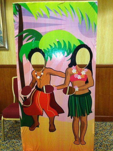 aloha party