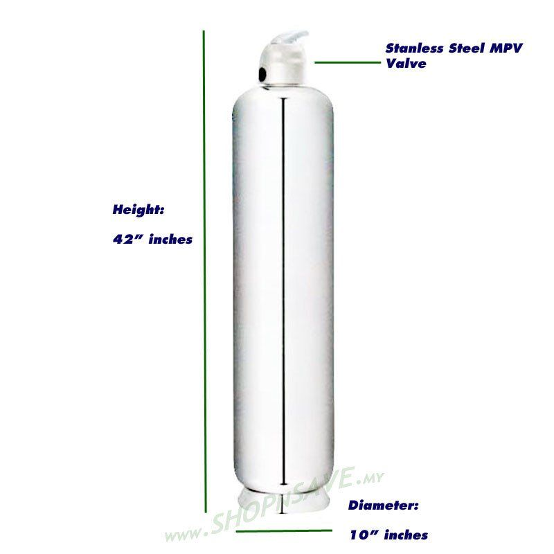 1050s Outdoor Water Filter Outdoor Filtration Water System Full Body Stainless Steel How To Apply Filters Crystalline Structure