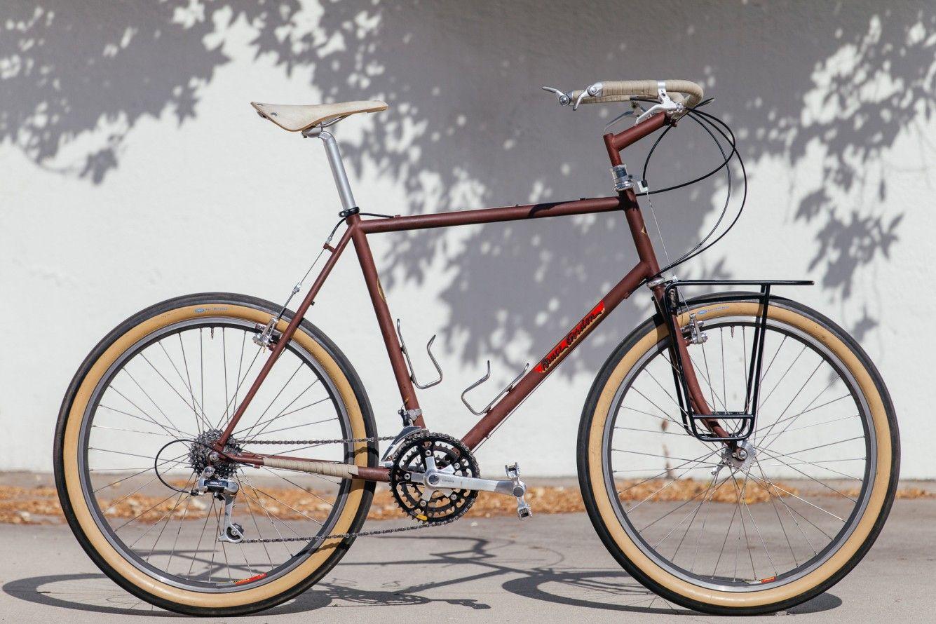 One Mad Max Bruce Gordon 26″ Touring Bike | The Radavist | Bikes and ...