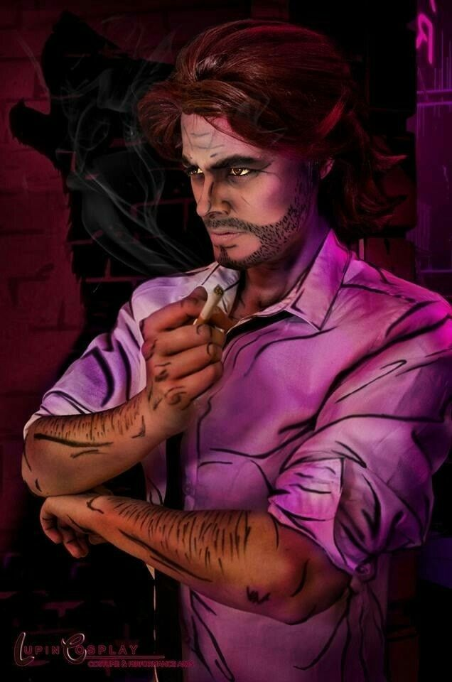 Pin by Sierra Strange on cel shade | The wolf among us ...
