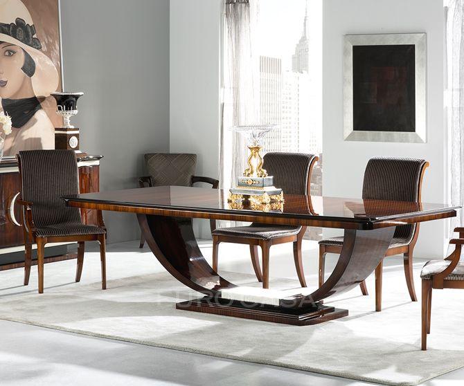 スペインを代表する家具メーカーMariner 社。 格調高く正統派なスタイルから各国の政府機関やロイヤル・ファミリーへの納入実績を誇る老舗です。 近年ではネオ・クラシカルなスタイルも積極的に展開。独創的で洗練されたインテリアを実現します。