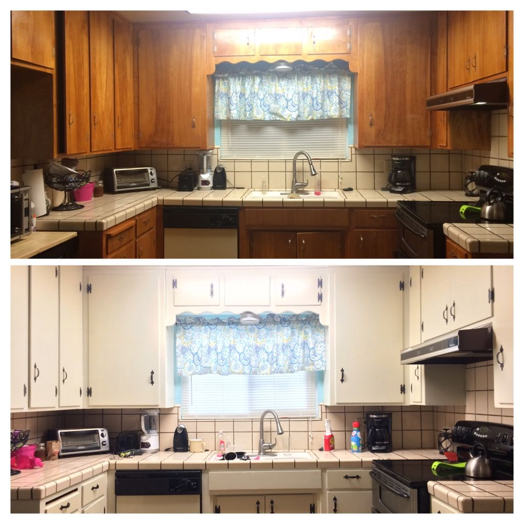 Best Before And After Kitchen Cabinets With Milk Paint Antique 640 x 480