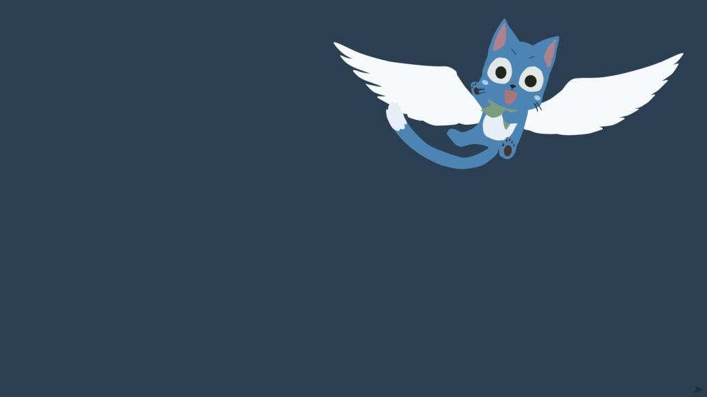 Happy Fairy Tail Vector Art By Greenmapple17 On Deviantart