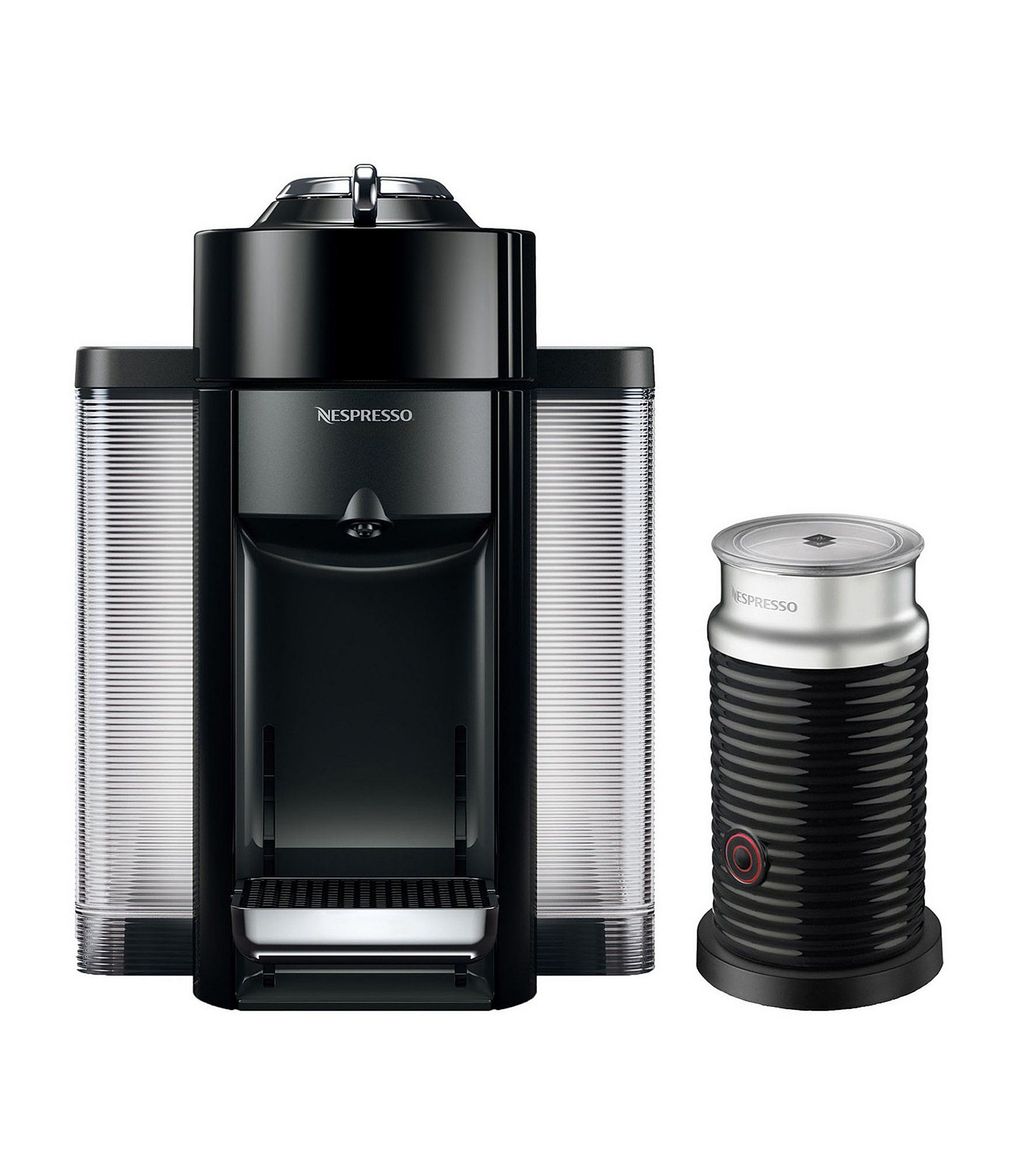 Nespresso by DeLonghi Vertuo Evoluo Coffee  Espresso Maker Bundle - Black N/A #espressomaker