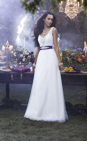 princess jasmine wedding dress, from the 1014 disney's fairy tale