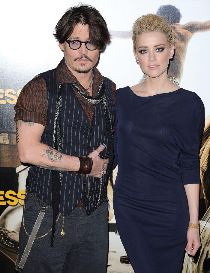 Johnny Depp Amber Heard In Paris November 2011 Rum Diary Amber Heard Johnny Depp Johnny Depp Johnny Depp And Amber