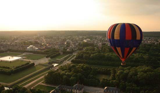 Reserve a Hot Air Balloon Ride in Paris, Fontainebleau   Paris Net ...