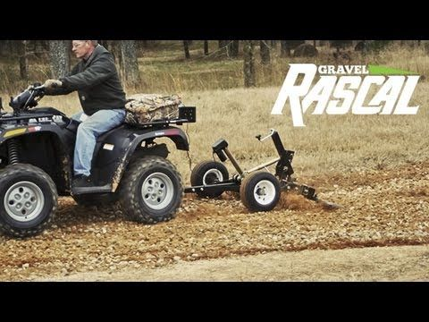 Pin By Shawna Texidor On Driveway Landscape Rake Tractors Landscape