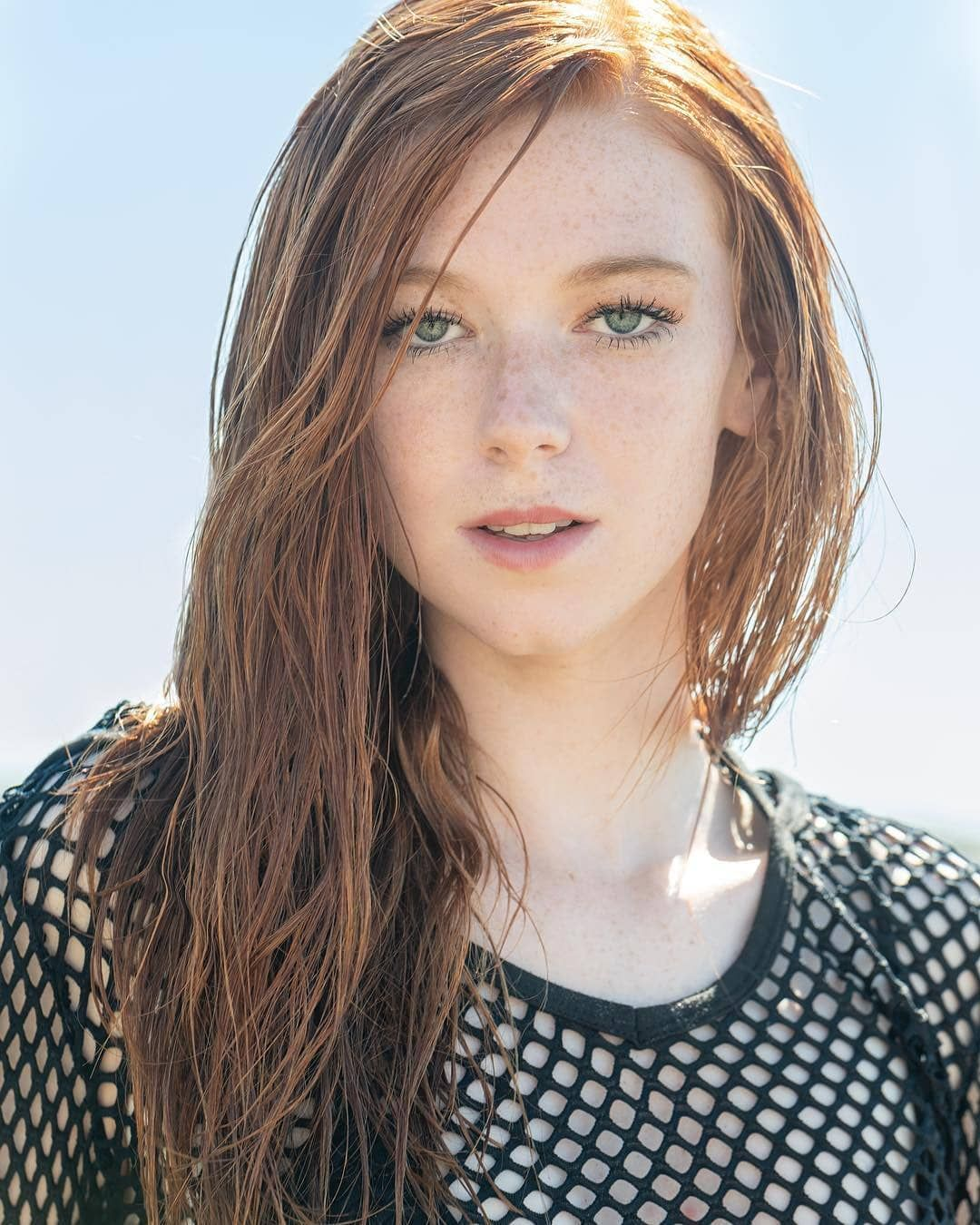 Megan redhead sexiest