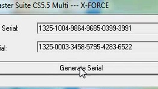 adobe cs5 master collection xforce keygen