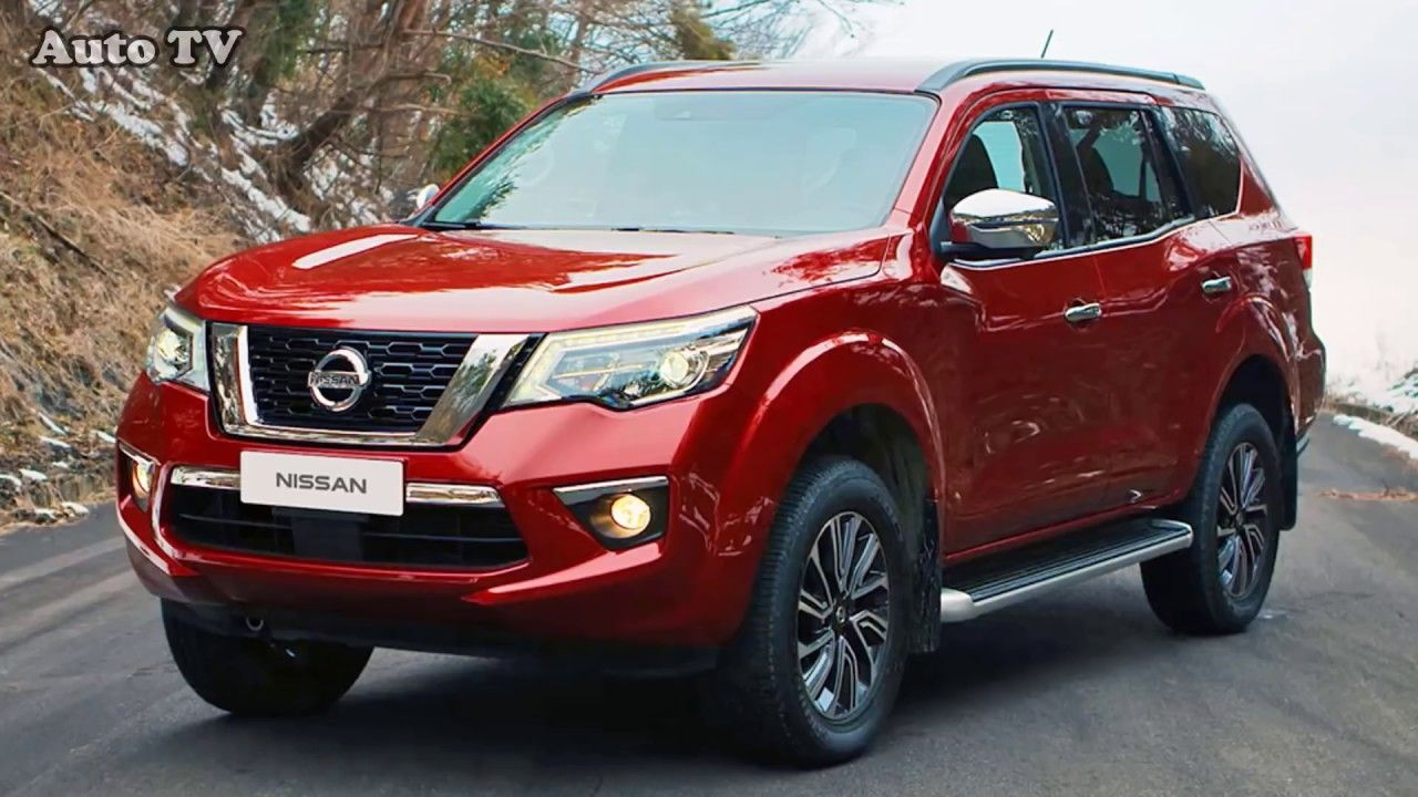 2018 Nissan Terra Review Ready To Fight Toyota Fortuner