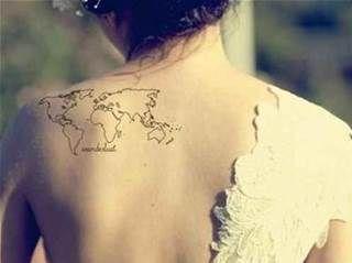 travel tattoos ideas - Bing Images