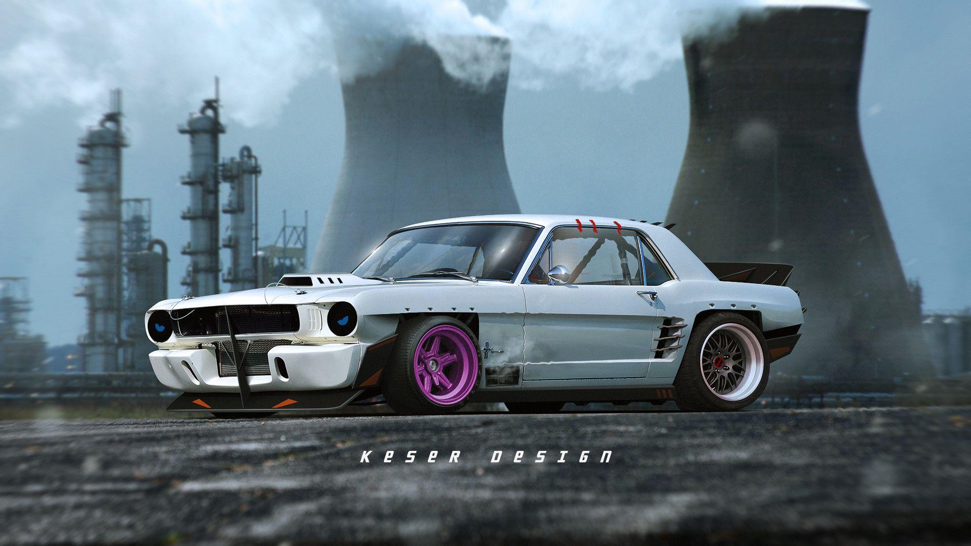 Mustang Matija Keser Mustang Concept Cars New Audi Car