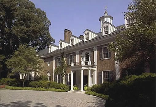 Merrywood Jacqueline Kennedy Great House Kennedy Family
