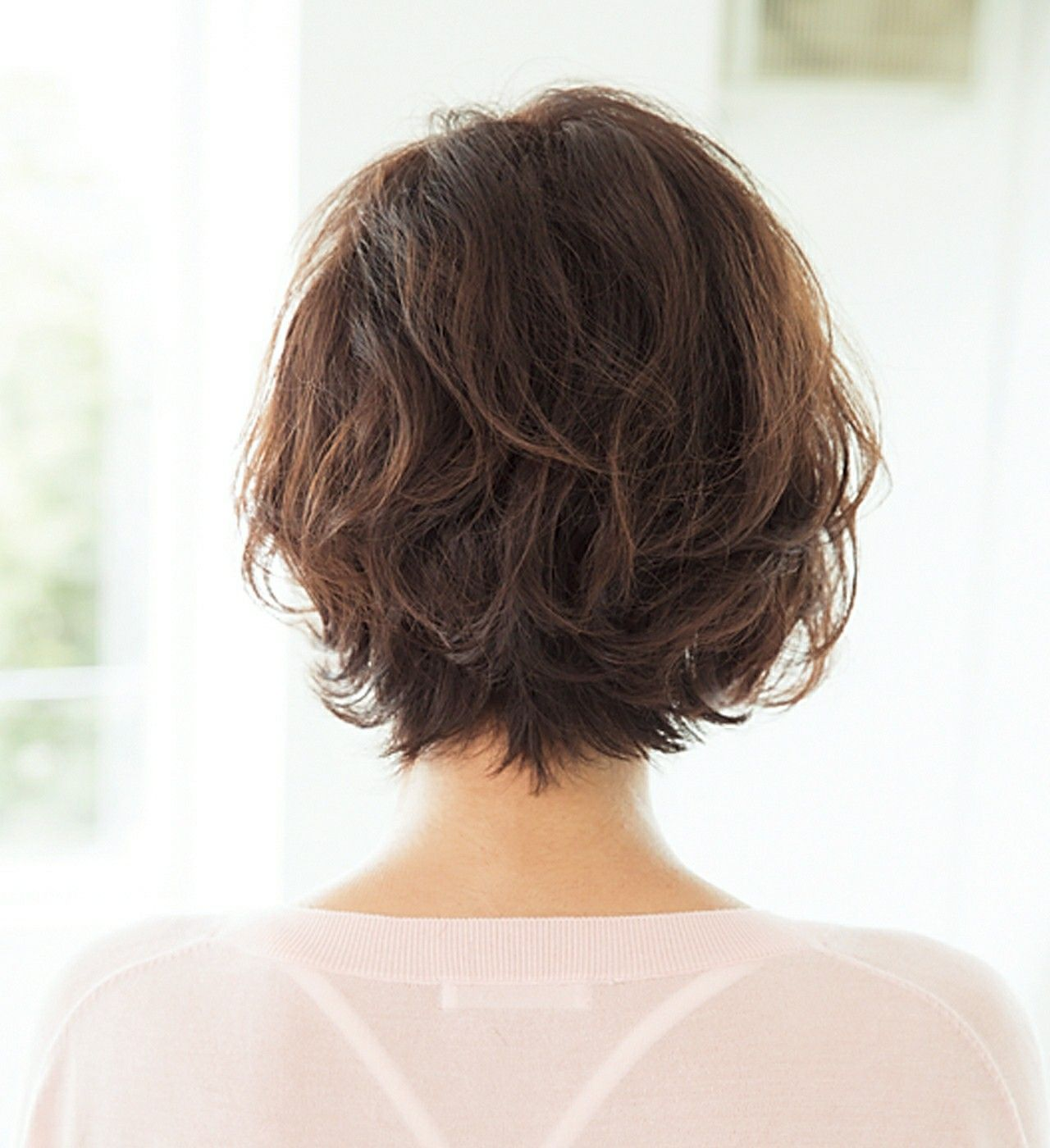 Pin By Fernanda Santos On ヘアスタイル Short Hair With Layers