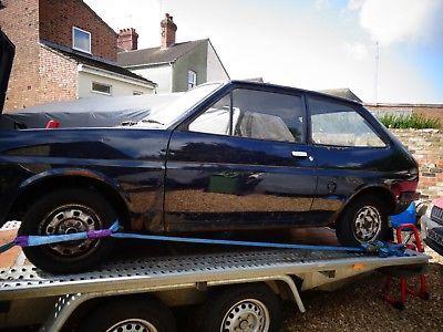 EBay Classic 1978 Ford Fiesta Not Barn Find Classiccars Cars