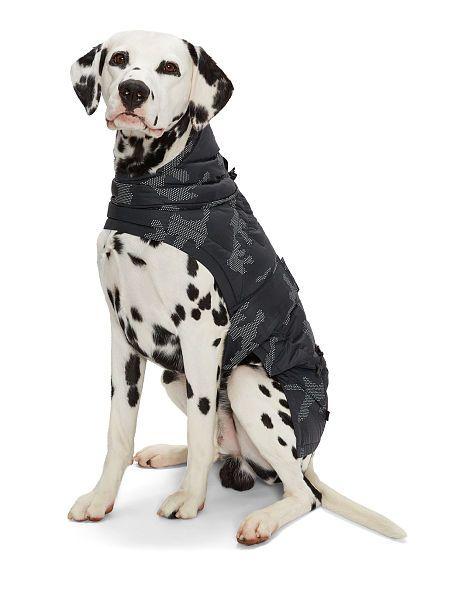reflective camo dog coat - ralph lauren pet for the pet