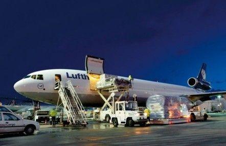 Lufthansa cargo down, utilization up Air charter, Cargo transport