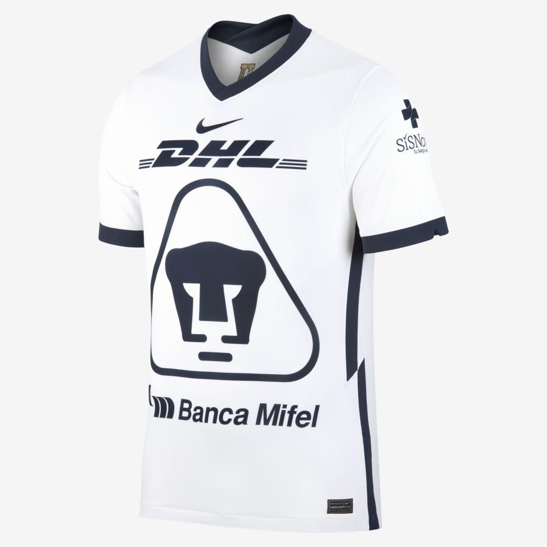Pumas UNAM 2020/21 Stadium Home Men's Soccer Jersey. Nike.com ...