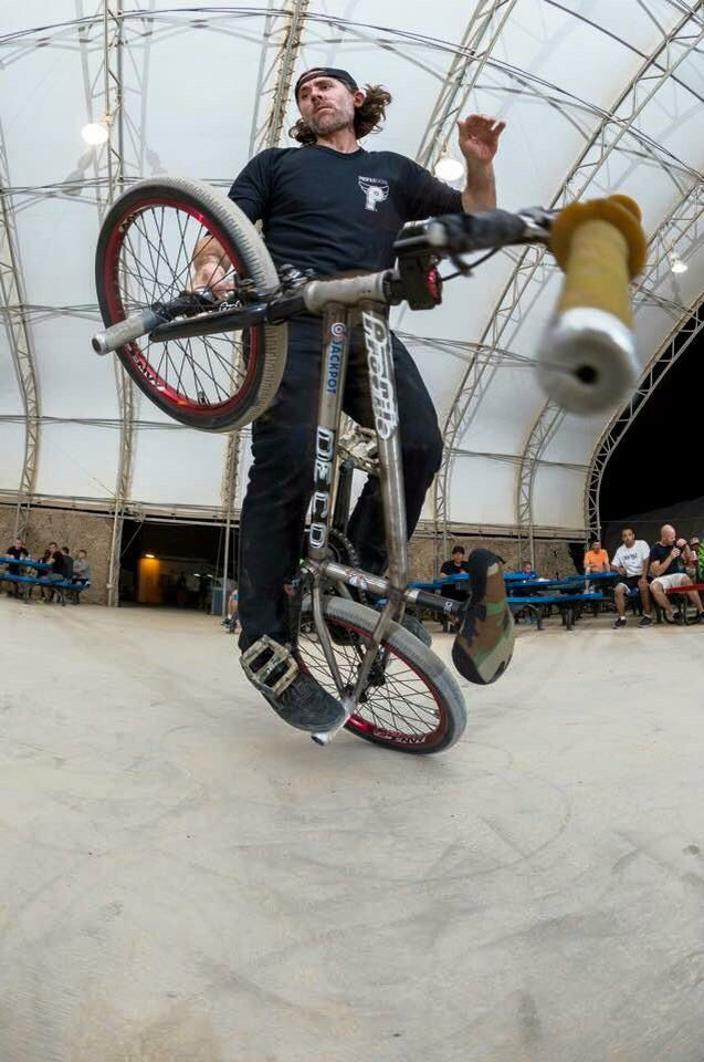 The man, the master, and a huge inspiration in my life, Chad Degroot is possibly the finest bmx rider of all time