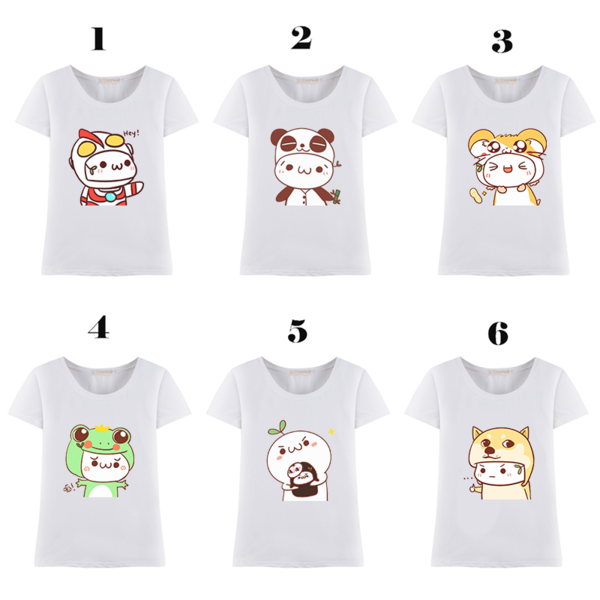 S-3XL Emoji Chan in Onesie Tee SP166512 – SpreePicky