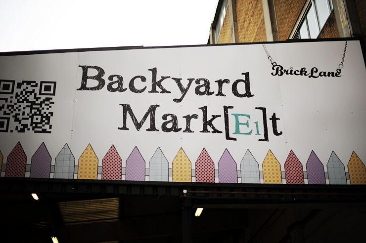 Brick Lane market | MIISTA | Brick lane, Brick, Marketing