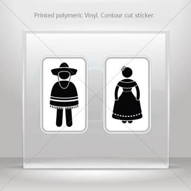 Image Result For Mexican Toilet Sign Restroom Sign Mexican