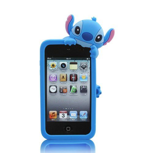 Ipod Touch 2nd Generation Disney Cases Disney 3D Cute ...