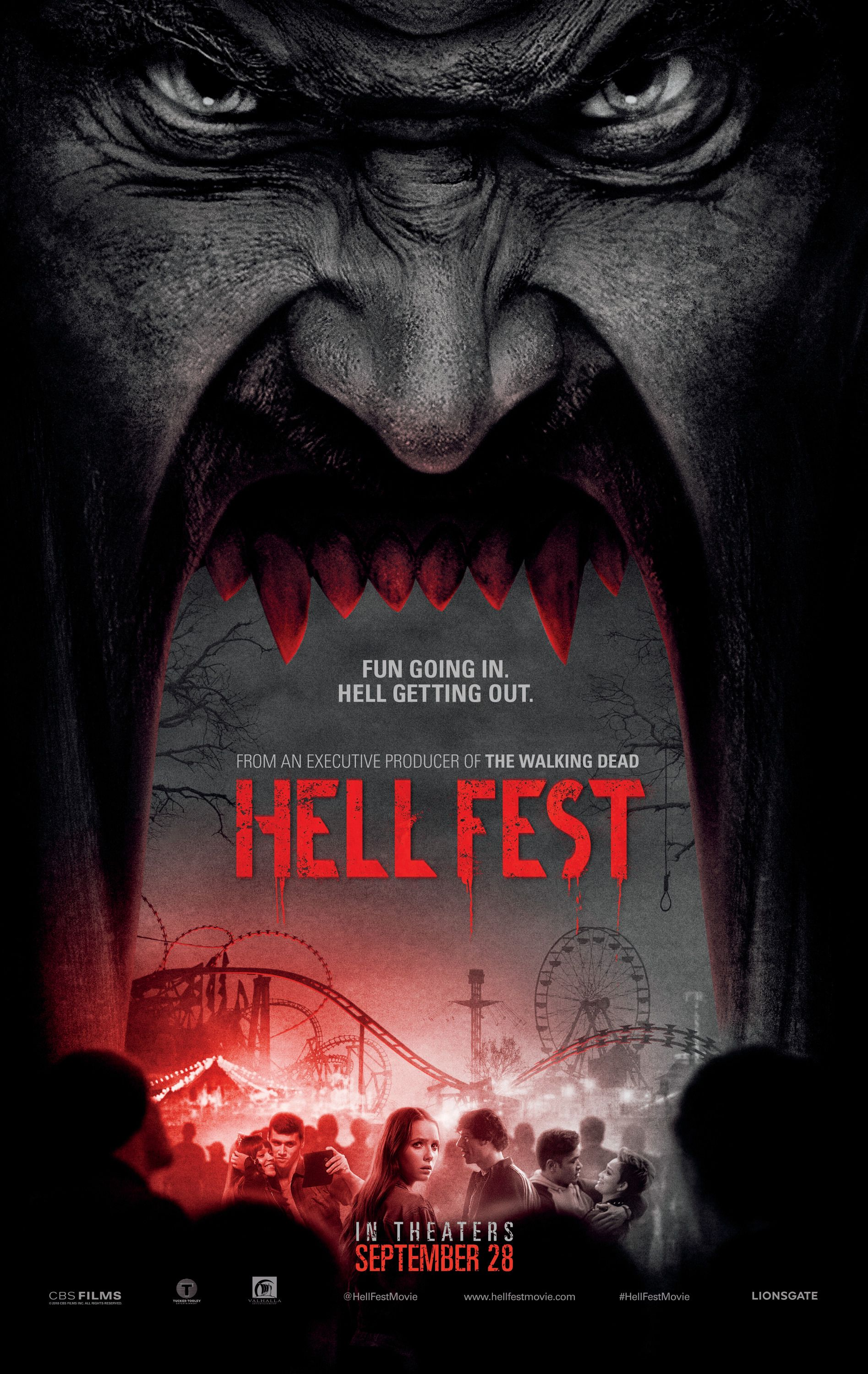 Arte Tv Hellfest 2017 Hell Fest 2018 Movie Full Movies Download Movies To Watch